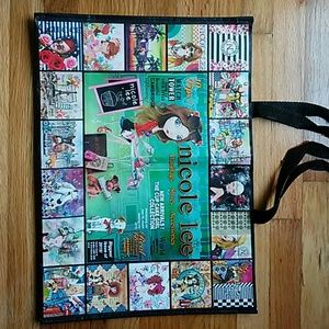 Nicole Lee Reusable Grocery/Tote bag
